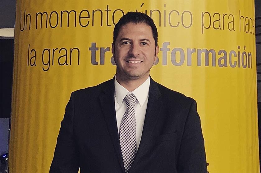 Rodrigo Garza, Director Comercial de Agencia B12 México