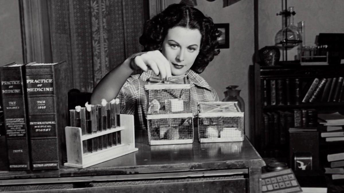 Hedy Lamarr inventora
