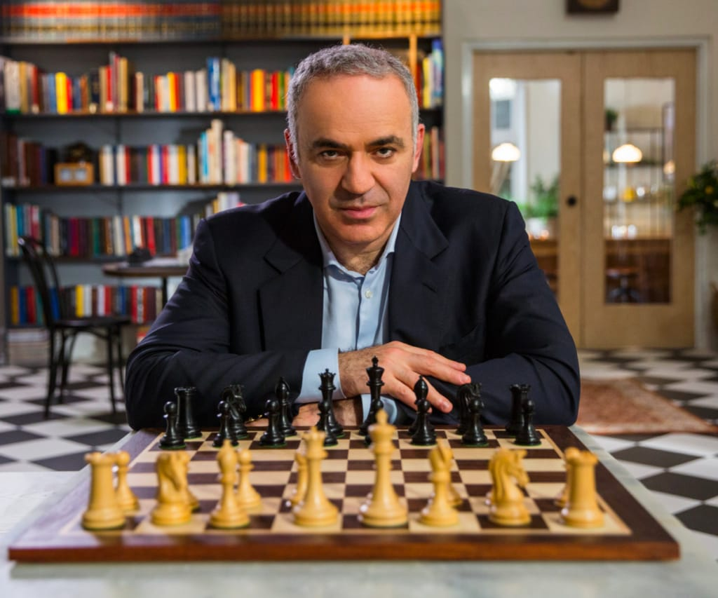 Kasparov-ajedrez