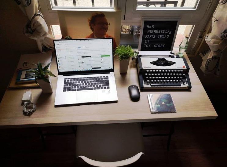 La oficina más persona del Elena